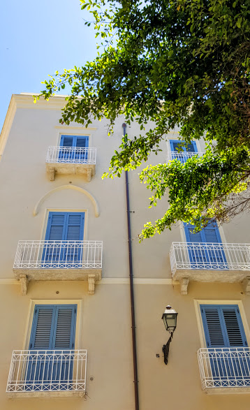 Zibibbo suites & rooms Trapani -outside